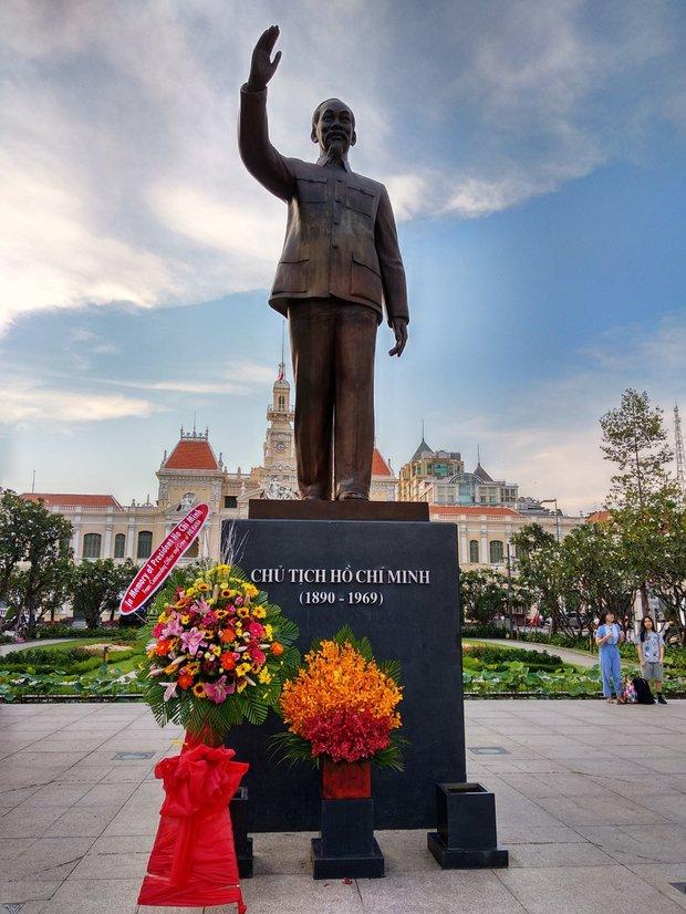 Хо Ши Мин — основатель Коммунистической партии Вьетнама, вождь вьетнамской революции и первый президент Демократической Республики Вьетнам