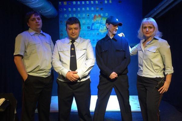 Фото предоставлено театральным центром «Новая драма»