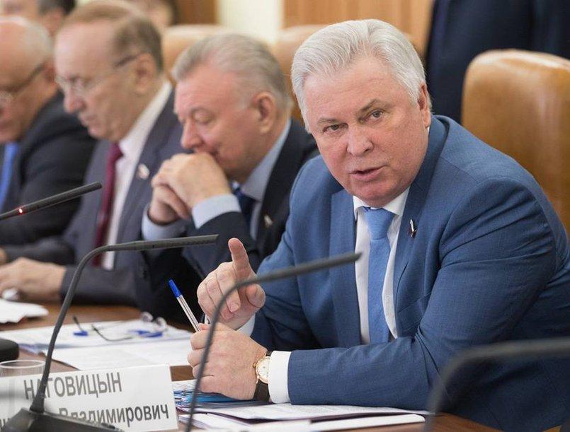 Вячеслав Наговицын. Фото Facebook