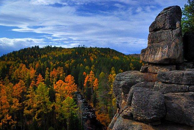 Вид с Витязя. Фото fanatbaikala.livejournal.com