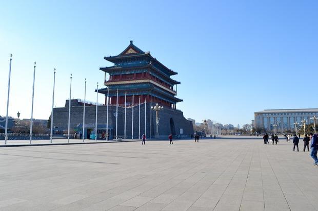 Пекин. Фото из проекта «Клуб путешественников»