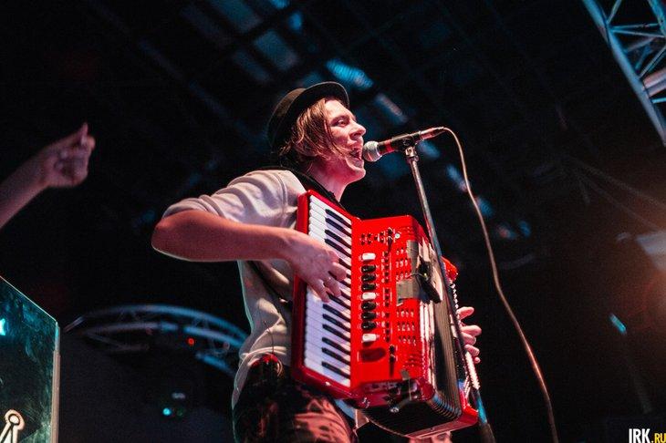Концерт The Hatters. Автор фото — Зарина Весна