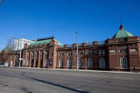 Театр юного зрителя. Фото — IRK.ru