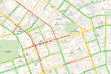 Скриншот с сервиса Яндекс.Карты