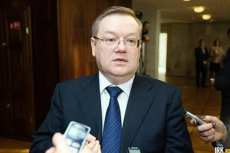 Виктор Игнатенко. Фото — IRK.ru