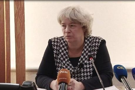 Елена Голенецкая. Фото из архива IRK.ru