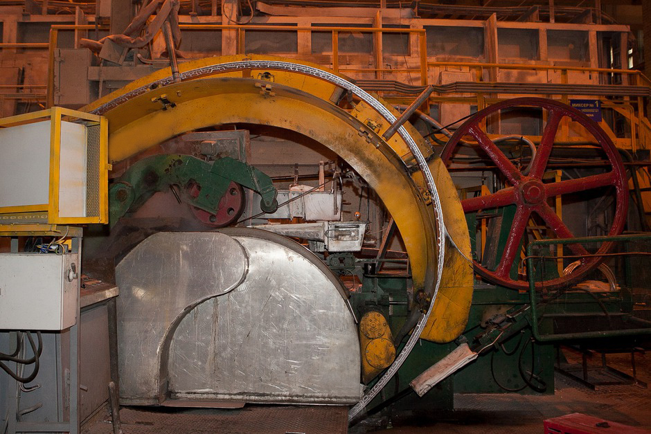 Разливочное колесо