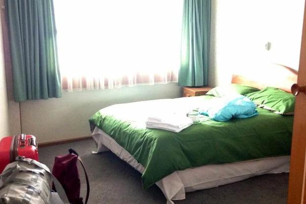 Первое жилье: комната в общежитии