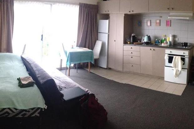Квартира-студия в Окленде