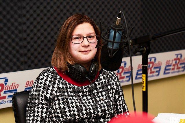 Анна Самсоненко