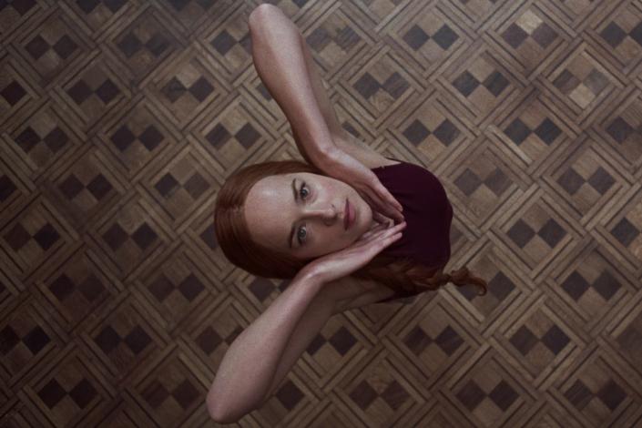 Дакота Джонсон в роли Сьюзи. Кадр из фильма «Суспирия» с сайта www.kinopoisk.ru
