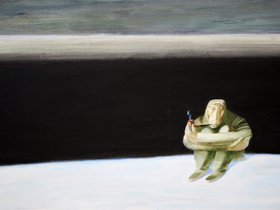 Север на бумаге. Выставка якутского художника Михаила Старостина