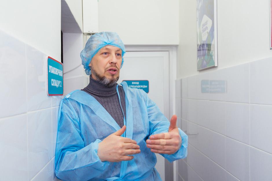 Сергей Недякин, исполнительный директор «Дикой Сибири»