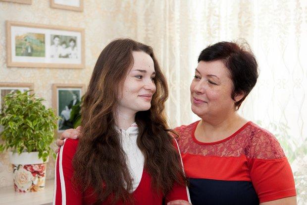 Кристина и Людмила