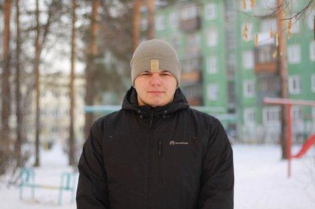 Михаил Травян. Фото пресс-службы ГУ МВД России по Иркутской области