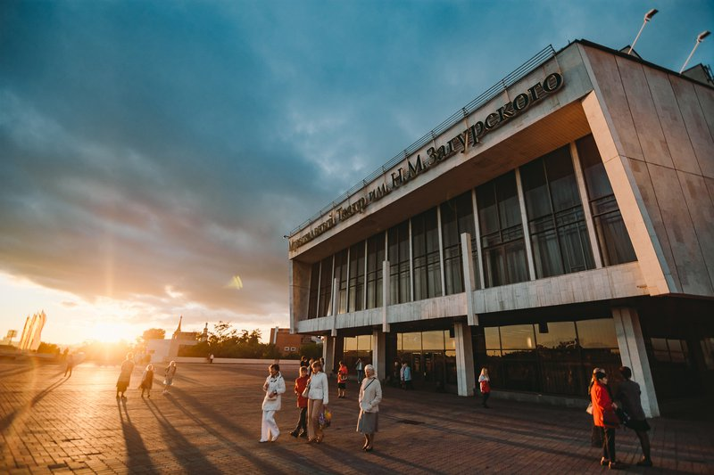 Год театра: Владимир Путин открыл в Российской Федерации культурный марафон