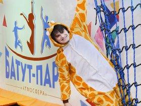 Батут-парк «Атмосфера» открыл новый зал на сквере Кирова