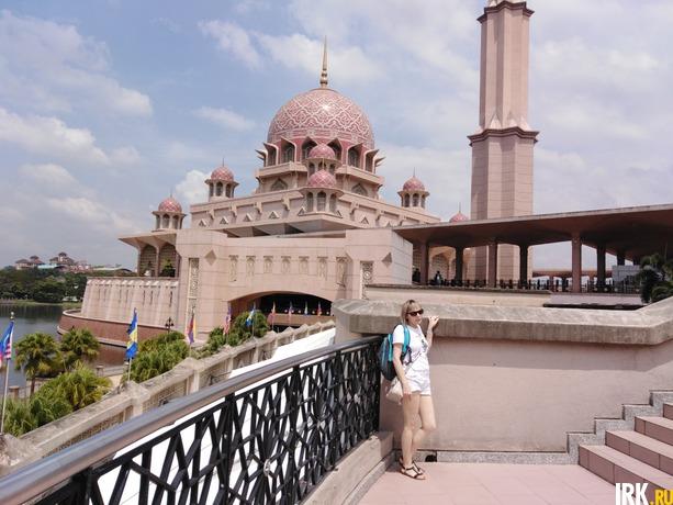 Путраджая — новый административный центр Малайзии