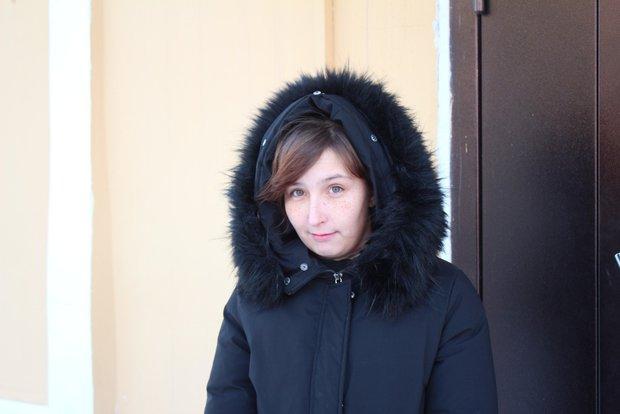 Марина Усимова