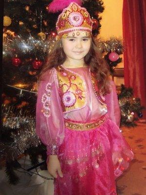 Мне 4 года, я «восточная красавица»