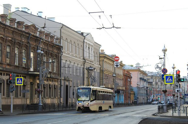 Трамвай. Фото - IRK.ru