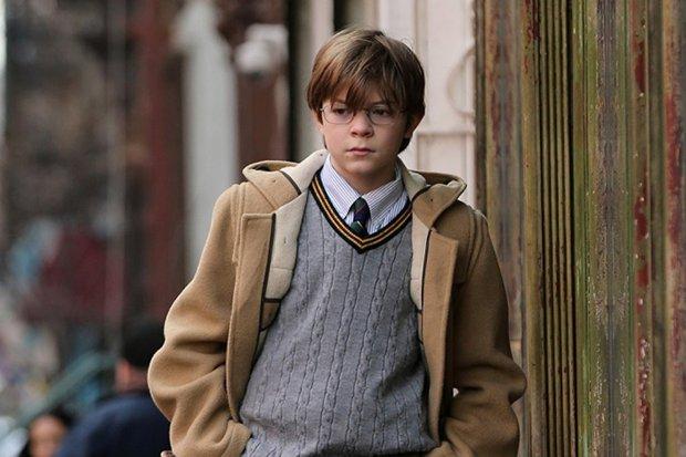 На съемках фильма «Щегол». Фото с сайта www.kinopoisk.ru