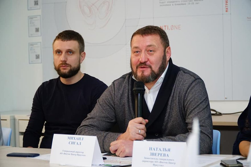 Михаил Сигал. Фото - Илья Татарников