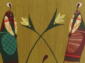 Выставка омских художников «Из Сибири в Сибирь» в Доме-музее Виталия Рогаля
