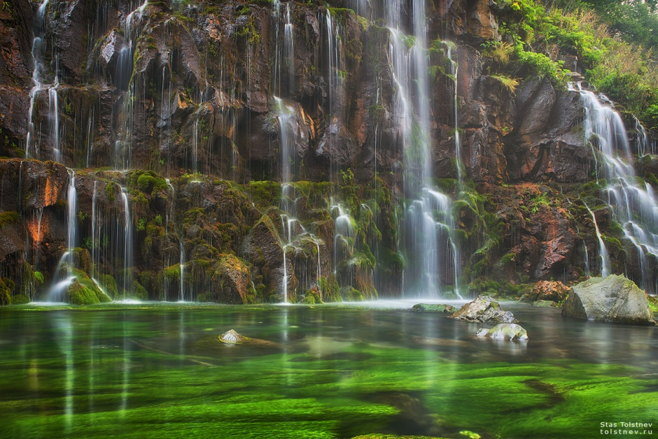 Водопад Дашбаши