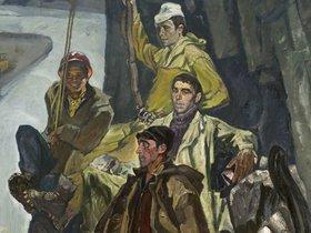 Выставка Анатолия Алексеева. К 90-летию автора