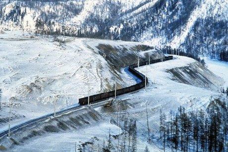 Транссиб. Фото с сайта railway-transport.ru