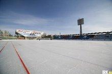Стадион «Труд». Фото Владимира Смирнова