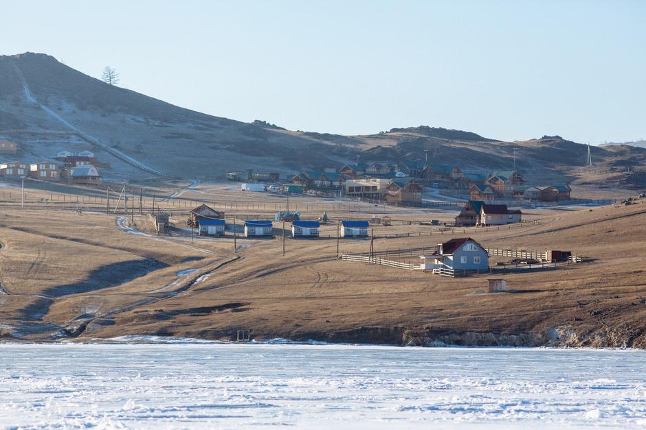 Турбазы на берегу Байкала