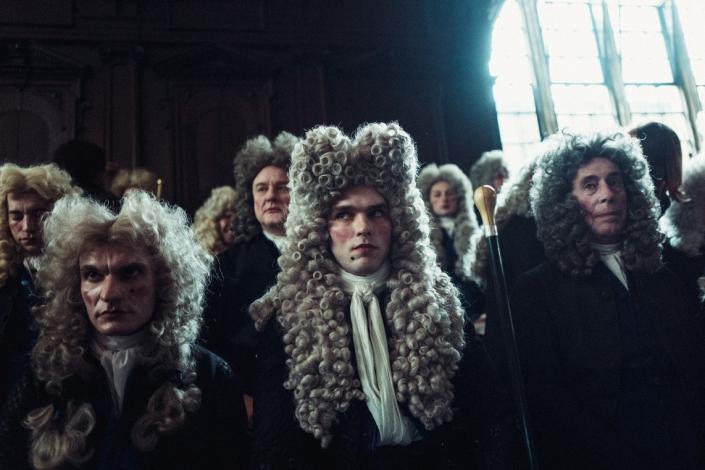 Кадр из фильма «Фаворитка». Фото с сайта www.kinopoisk.ru