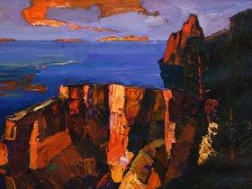 Выставка иркутского художника Сергея Писарева