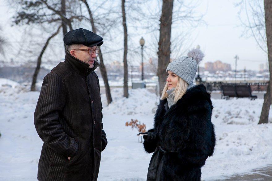Алексей Петров и Виктория Чистякова