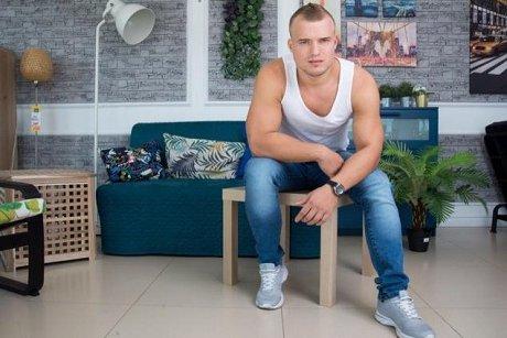 "Петровский Борис, ""Мистер Иркутск 2018 "". Фото организаторов"
