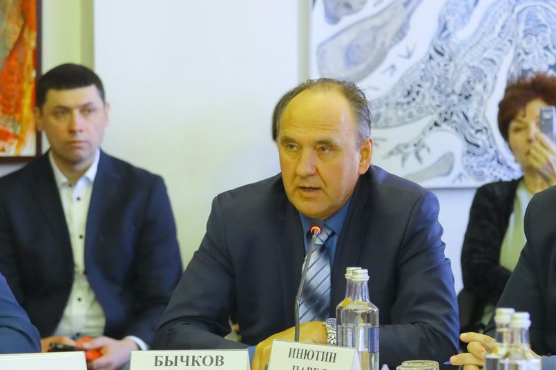 Игорь Бычков