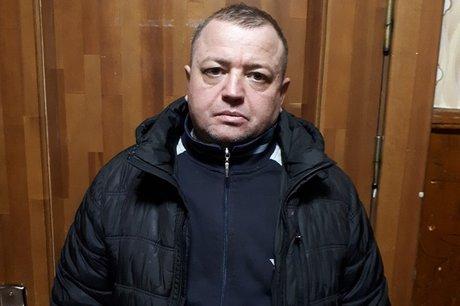 Найденный мужчина. Фото пресс-службы ГУ МВД России по Иркутской области