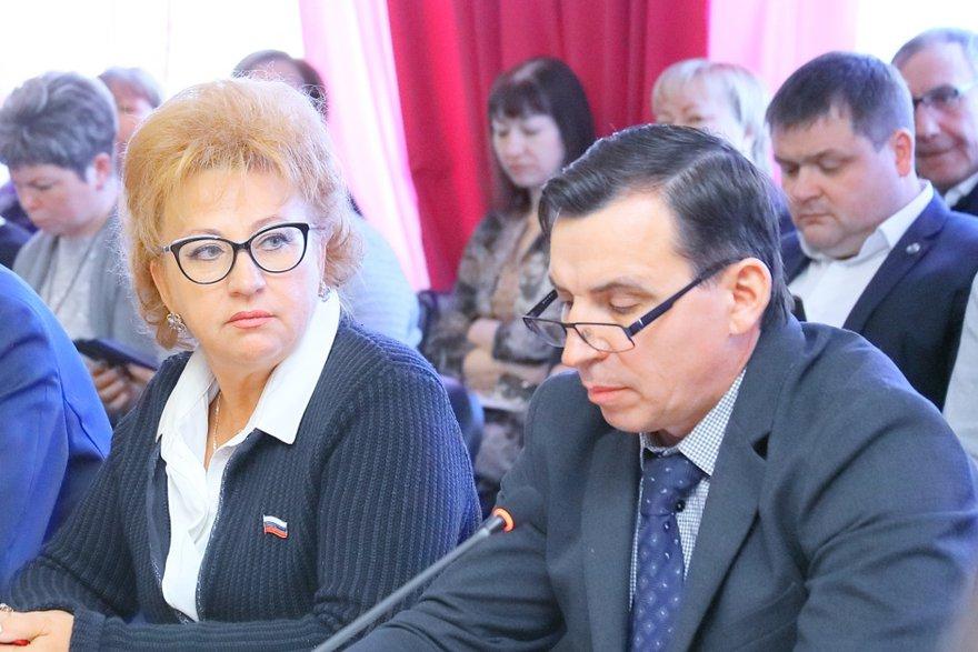 Галина Кудрявцева и Валентин Бороденко