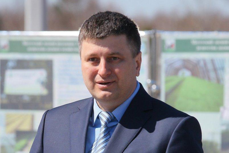 Сергей Шеверда. Фото irkobl.ru