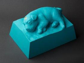 Выставка уральского скульптора Альфиза Сабирова «Миллионы лет»