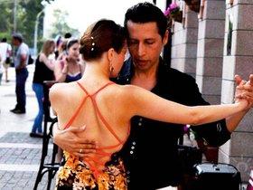 Аргентинское танго. Открытый урок