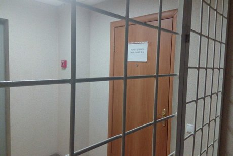 В Ленинском районном суде. Фото IRK.ru
