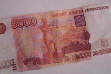 Купюра «Банка приколов». Фото с сайта 49.mvd.ru Усть-Илимский городской суд вынес п