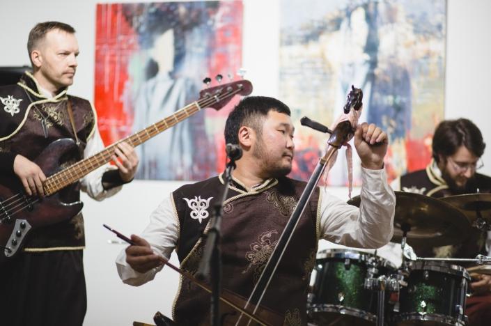 Группа Shono. Фото предоставлено Галереей Виктора Бронштейна