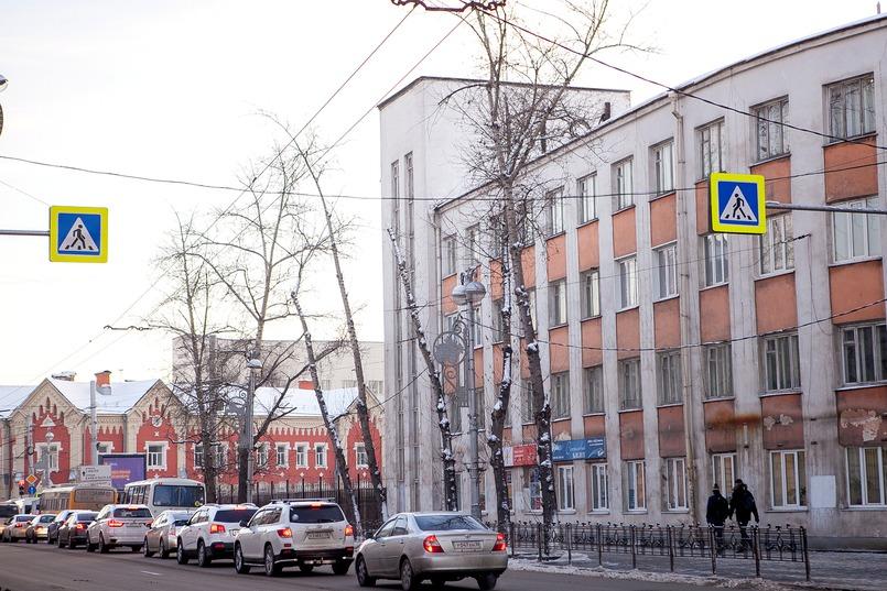 Гостиницу «Сибирь» вывели из списка выявленных объектов культурного наследия