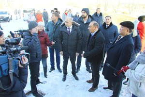 Депутаты Заксобрания Иркутской области посетили промплощадку «Усольехимпрома»