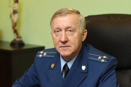 Сергей Зенков. Фото Алексея Головщикова