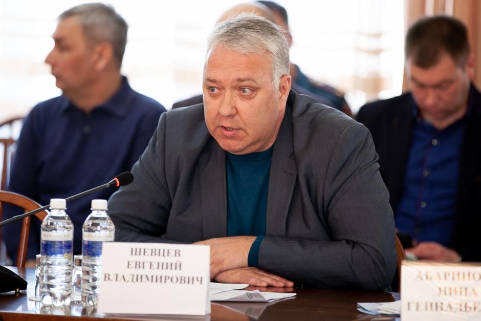 Евгений Шевцев